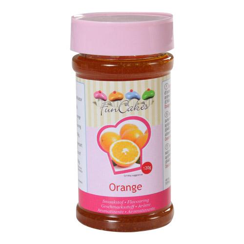 Aroma en pasta de Naranja