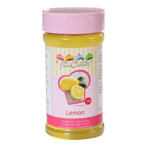 Aroma en pasta de Limón