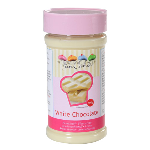 Aroma en Pasta Chocolate Blanco