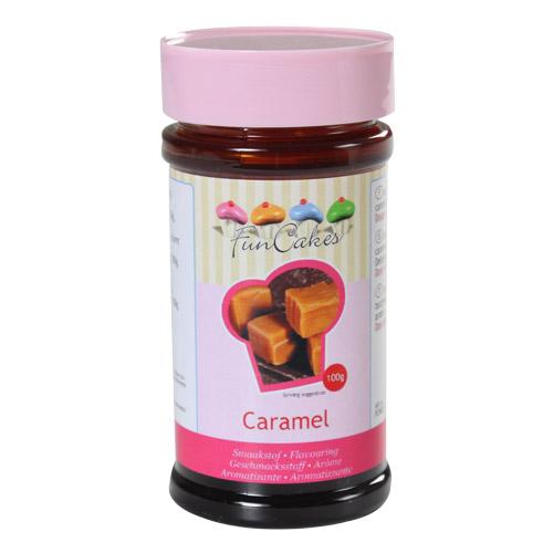 Aroma en Pasta Caramelo