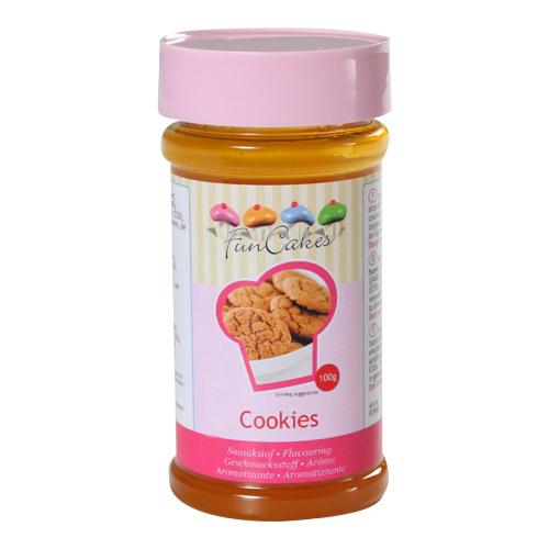 Aroma en Pasta de galleta