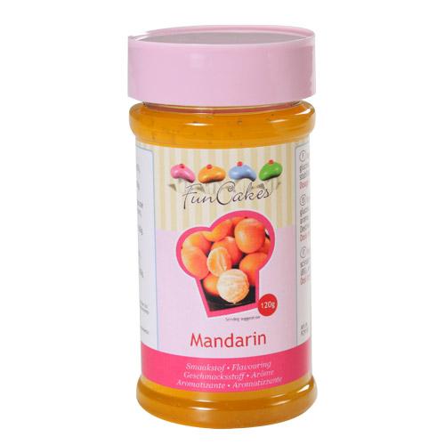 Aroma en Pasta de Mandarina