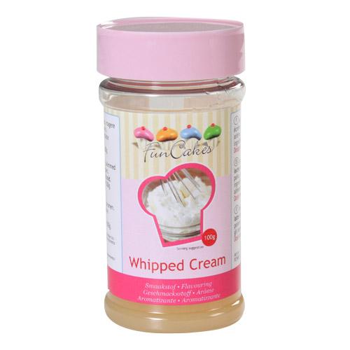 Aroma en pasta nata montada