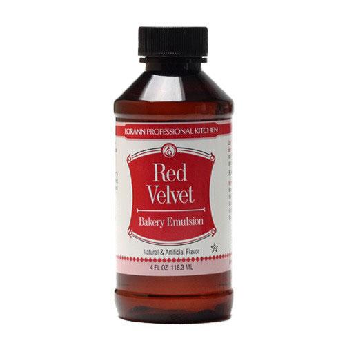 Emulsión Red Velvet