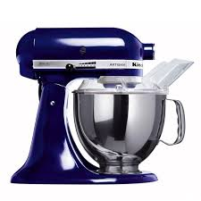 Kitchenaid 4,8l Azul Electrico Brillante