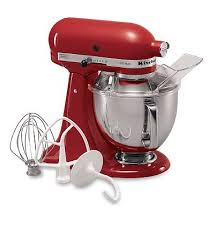 KitchenAid 4,8 l Rojo Manzana