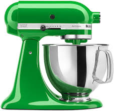 KitchenAid 4,8 l Verde Manzana