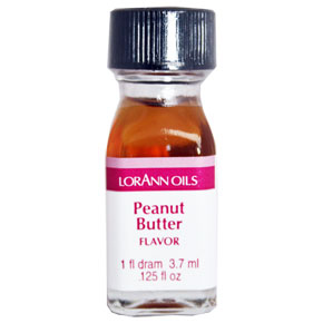 LorAnn Super Strength Flavor - Peanut Butter ( Manteca de Cacahuete) - 3.7ml