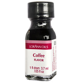 LorAnn Super Strength Flavor - Coffee (Café) - 3.7ml