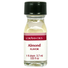 LorAnn Super Strength Flavor - Almond (Almendra) - 3.7ml