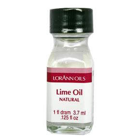 LorAnn Aceite Aromático Lima - 3,7 ml.