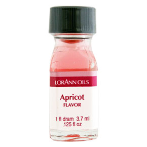 LorAnn Aceite Aromático Sabor Albaricoque -3,7ml