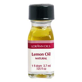 LorAnn Aceite Aromático Sabor Limón - 3,7ml